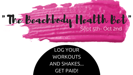 -The Beachbody Health Bet-