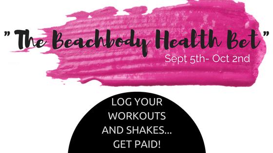-The Beachbody Health Bet-